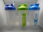 Custom logo brand protein shaker bottle