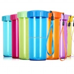 Colourful 16oz mini plastic cup