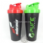 2015 New Products Plastic Protein Shaker Water Bottle