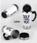 novelty car mug automatic stirring cup