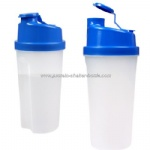 20 oz. Plastic Fitness Shaker with Measurements