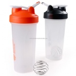 600ml Plastic Fitness Sports Water Bottles