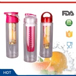 Fruit Infuser Bottle Bpa Free, Protein Shaker