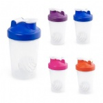 plastic protein cheap shaker cup