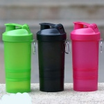 3 in 1 bpa free plastic bottles