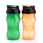 wholesale 850ml cool muscle shaker bottles